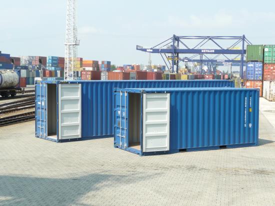 Last way námořní ocelové kontejnery od METRANS a.s.