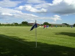 Fotbalové hřiště ve Strašnově, sportovní akce
