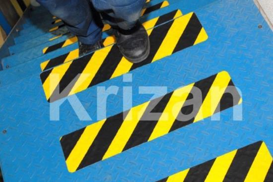 Abrazivní protiskluzové pásky - KRIŽAN, s.r.o.
