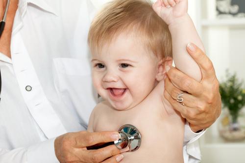 Odborná lékařská péče o kojence, děti a mladistvé