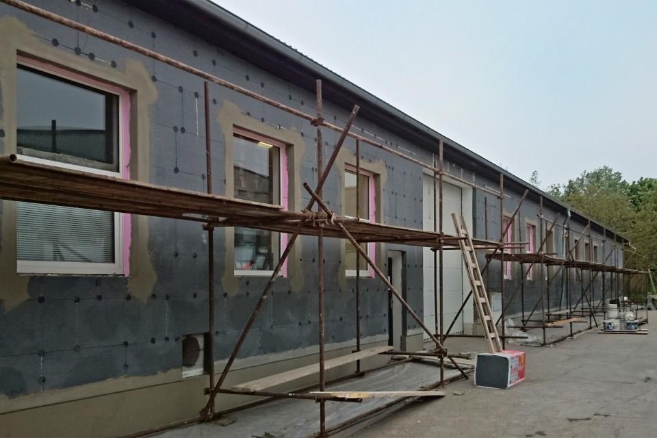 Přestavby a opravy domů, nebytových objektů, Kuřim