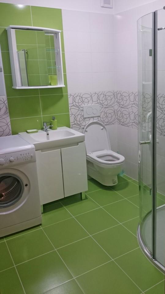 Rekonstrukce koupelen - stavební firma ZEDNICTVÍ JENEŠ