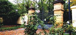 Nově otevřený hřbitov Strašnice Praha