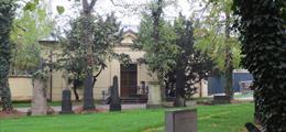 Pronájem hrobových míst - hřbitov Strašnice