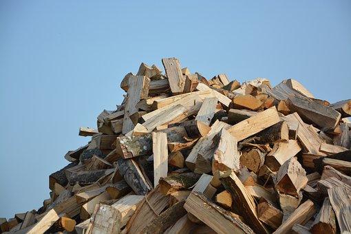 Dodání palivového dřeva na vytápění až k zákazníkovi