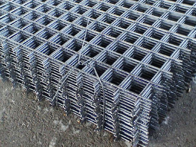 Svařované sítě do betonu - sklad Otice a Krnov
