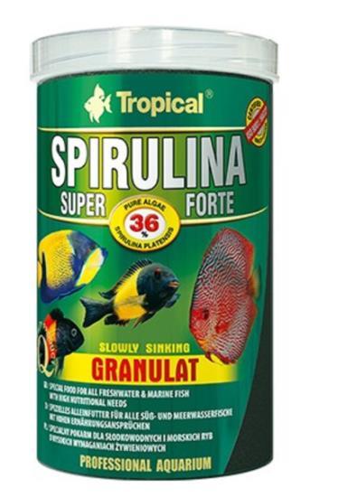 Kvalitní krmivo Tropical pro akvarijní rybky - Canis Prosper