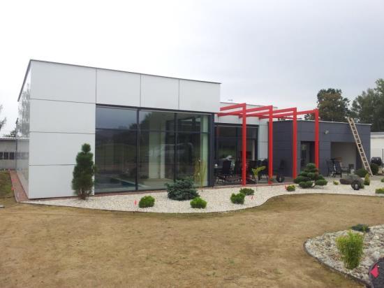 Provětrávané fasády s tepelněizolačním systémem