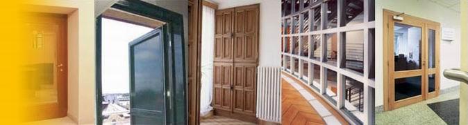 Interiérové výplně otvorů podle požadavků zákazníka