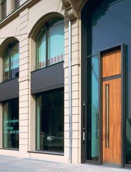 Protipožární ocelové dveře plné - VKV MARKET Opava