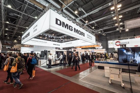 DMG MORI - přední výrobce obráběcích strojů