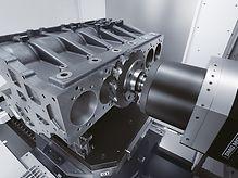 CNC řízené frézovací stroje - tříosé až pětiosé frézování