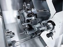 CNC soustružení s řadou jedinečných strojů