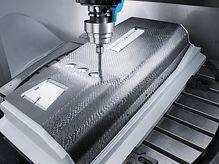 Obráběcí stroje Ultrasonic k opracování kompozitních materiálů