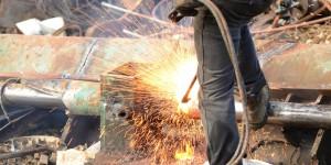 Revizí a opravy jeřábů, zdvihací a uchopovací techniky
