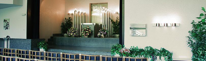 Krematorium Praha - Strašnice