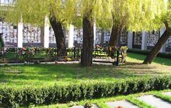 Krematorium Strašnice, rozptylová loučka