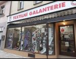 Nová prodejna textilní galanterie Praha 8, šicí a pletací potřeby