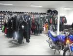 Kompletní moto příslušenství Třebíč -  motorkářské oblečení, obuv, přilby