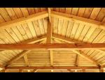 Přípravky Bochemit snižují reakci dřeva na oheň a chrání proti škůdcům