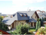 Rekonstrukce střechy Praha