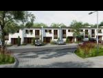 Výstavba řadových rodinných domů, developerské projekty na Vysočině