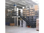 Průmyslové regály, automatizované skladové systémy