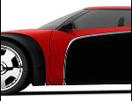 Převlékací fólie, wrap fólie, 3D fólie k ochraně karoserie vozidel