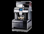 Profesionální automatické kávovary Saeco – prodej, pronájem, operating