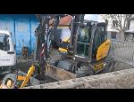Zemní a výkopové práce s potrubním laserem, terénní úpravy, odvoz zeminy