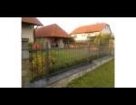 Zámečnická výroba na zakázku, brány, mříže, kované ploty, ocelové konstrukce
