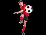 Kompletní fotbalové vybavení