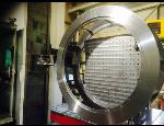 Kovoobrábění, CNC frézování velkých forem i menších dílů, CNC obráběcí centrum