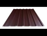 Výroba trapézových plechů z na střechy a fasády budov