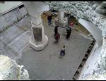 Betonové, epoxidové a polyuretanové podlahy, sanace betonu