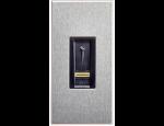 Dveřní doplňky a biometrické přístupové systémy k otevírání vchodových dveří