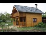 Dřevěné zahradní domky, altány a pergoly z vysoce kvalitních materiálů