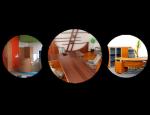 Interiéry pro komerční prostory
