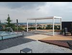 Varianty montáže pergoly ARTOSI s bioklimatickou funkcí pro dokonalý komfort