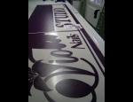 Grafické návrhy na reklamní panely, tabule, velkoplošné polepy, polepy aut a výloh