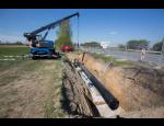 Výstavba a opravy vodovodů a kanalizací bezvýkopovou technologií
