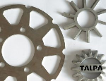 Přesné řezání materiálů vodním paprskem – sklo, dřevo, plasty, ocel, guma, obklady