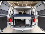 Obytné automobily – modulový systém Van Camping Modul