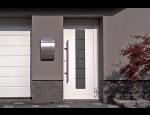 Protipožární dveře, uzávěry, vchodové dveře