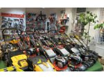 Spolehlivá zahradní technika – prodej a servis ve Zlínském kraji