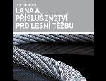Běžná i speciální ocelová lana výrobců Teufelberger a DWH-TAURUS