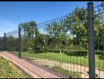 Oplocení z plotových 2D, 3D panelů – svařované plotové sítě, sypané gabionové ploty