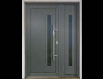 Vchodové dveře Slovaktual, vstupní dveře plastové a hliníkové