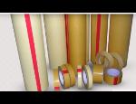 Oboustranné lepicí pásky