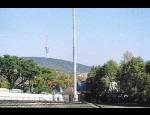 Výroba výškových a vlajkových stožárů pro sportovní areály, fotbalové stadiony